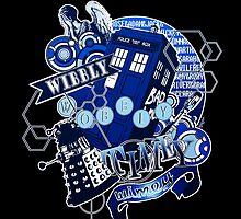 Wibbly Wobbly Timey Wimey... Stuff by Juga-Arts