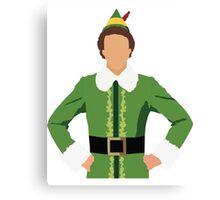 Buddy the Elf Canvas Print