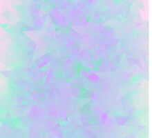 Abstract Starry Stuff 3 by MimoFinnih