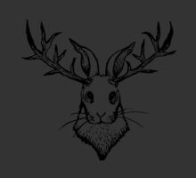 Jackalope by poutinepeaks