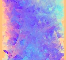 Abstract Starry Stuff 1 by MimoFinnih