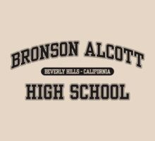 Bronson Alcott High School (Black) by ScreenSchools