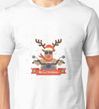 Christmas  Reindeer Unisex T-Shirt