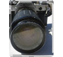 Canon, Old School iPad Case/Skin