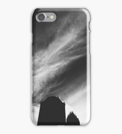 Strange Skies iPhone Case/Skin