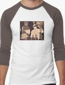 Don't Try This At Home c. 1940 Men's Baseball ¾ T-Shirt