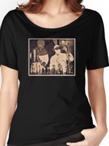 Don't Try This At Home c. 1940 Women's Relaxed Fit T-Shirt