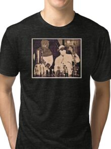 Don't Try This At Home c. 1940 Tri-blend T-Shirt