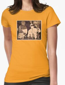 Don't Try This At Home c. 1940 Womens T-Shirt
