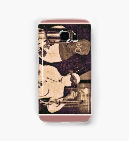 Don't Try This At Home c. 1940 Samsung Galaxy Case/Skin