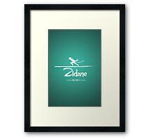 Zidane - Final Fantasy IX Framed Print