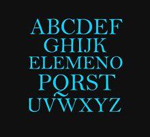 ALPHABET SONG Unisex T-Shirt
