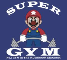 Super Gym by SxedioStudio