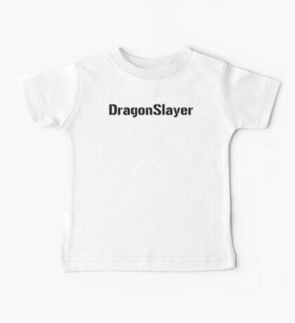 Dragon Slayer Baby Tee
