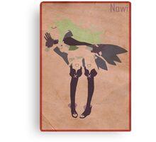 Nowi Canvas Print