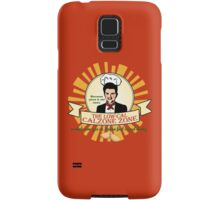 Pizza is Old News Samsung Galaxy Case/Skin