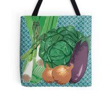 Veggies Tote Bag