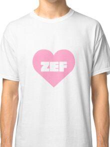 ZEF YOLANDI SHIRT Classic T-Shirt
