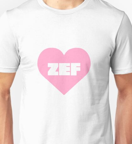 ZEF YOLANDI SHIRT Unisex T-Shirt