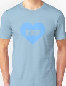 ZEF BLUE YOLANDI SHIRT T-Shirt