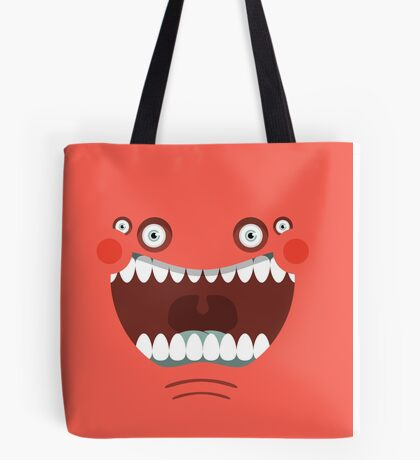 The Monsterrataz: Mr. Tubby J. Monster Tote Bag