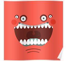 The Monsterrataz: Mr. Tubby J. Monster Poster
