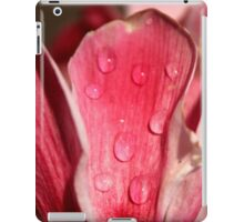 Orchids and Dew Drops iPad Case/Skin