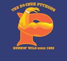 The 24-Inch Pythons Unisex T-Shirt