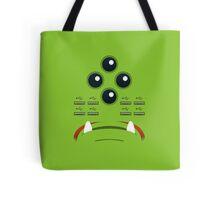 The Monsterrataz: Dr. Skylar J. Monster Tote Bag