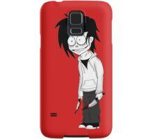 Jeff the Killer Cartoon Samsung Galaxy Case/Skin