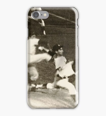 Sandy Koufax Wind-Up iPhone Case/Skin