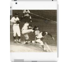 Sandy Koufax Wind-Up iPad Case/Skin