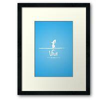 Vivi - Final Fantasy IX Framed Print