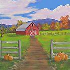 Fall Harvest  by EllieTaylorArt
