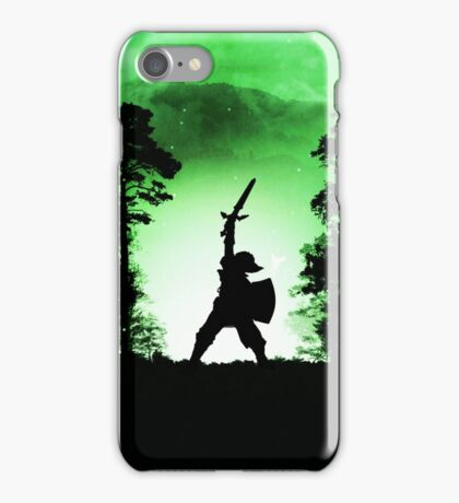 the power of zelda iPhone Case/Skin