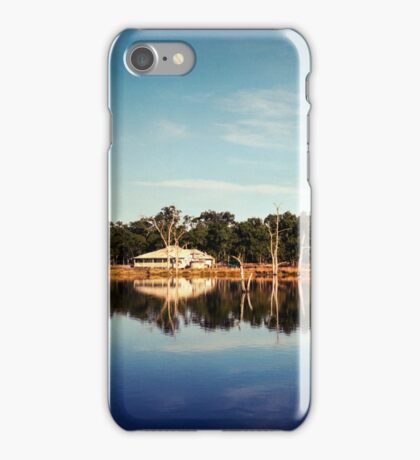 Reflections of a Queenslander iPhone Case/Skin