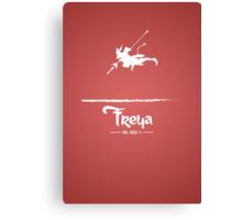 Freya - Final Fantasy IX Canvas Print