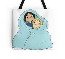 yumikuri cuddles [SnK] Tote Bag