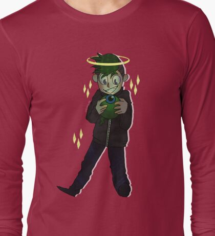 Precious Angelic - Jacksepticeye Long Sleeve T-Shirt