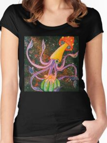 Last of the Star Makers Women's Fitted Scoop T-Shirt