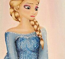 Elsa | Frozen  by AlwaysRoseArt