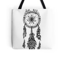 JUKA 'Live Free' Dream Catcher Tote Bag