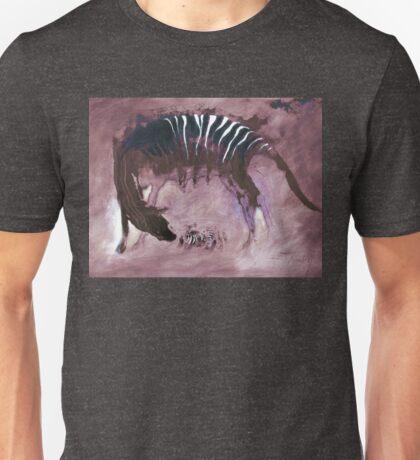 Thylacine Mother Unisex T-Shirt