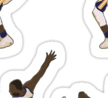 Draymond Green Kick Sticker