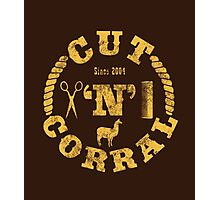 Cut 'N' Corral Photographic Print