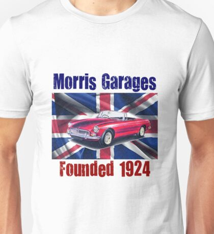 Morris Garages Unisex T-Shirt