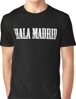 REAL MADRID - Hala Madrid Graphic T-Shirt