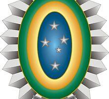 Brazilian Army Seal by abbeyz71