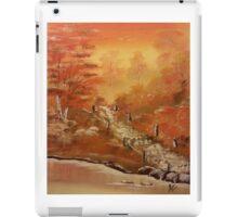 A Glimpse of Autumn iPad Case/Skin