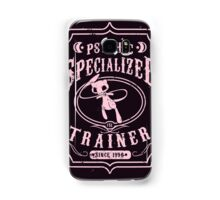 Psychic Specialized Trainer Samsung Galaxy Case/Skin